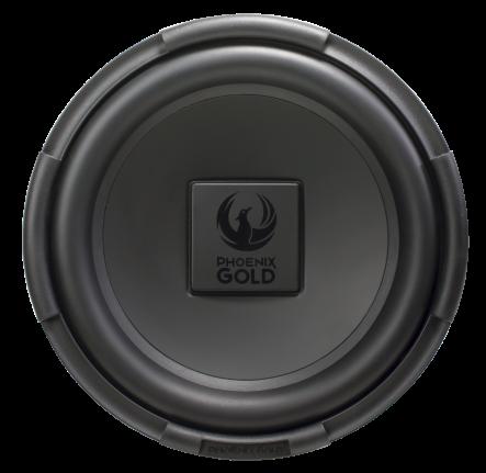 """Phoenix Gold RX210D 10"""" 2x4 Ohm Bas"""