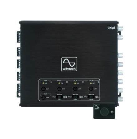 Wavtech 8-Channel LOC w/ AUX Input