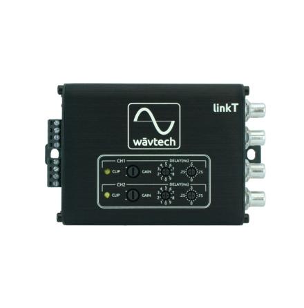 Wavtech 2-Channel LOC/ Line Driver