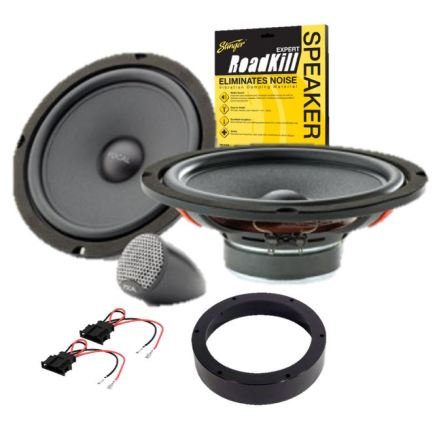 "Focal INTEGRATION 8"" KIT system VW -04>"