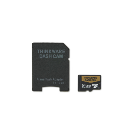 Alpine Dashcam SD-card 64GB