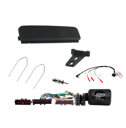 Ford Analogue Black 1 Din