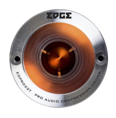 "EDGE - 2.2""(58mm) COMPRESSION BULLET TWEETER"