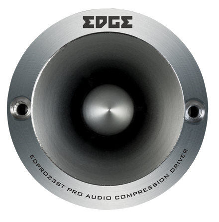 "EDGE - 2.3""(58mm) COMPRESSION BULLET TWEETER"
