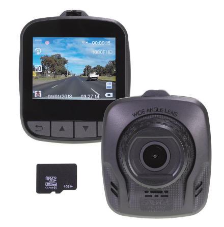 1080P HD DASH CAM - 4GB