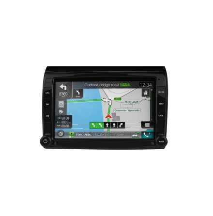 Pioneer Navigation Ducato, Carplay, Andriod Auto