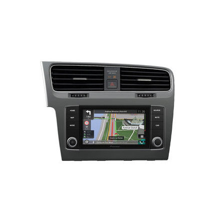 Pioneer Navigation VW Golf VII (Dark Rhodium)