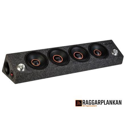 EDGE Xtreme series speakers enclosure - Raggarplanka