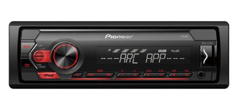 Pioneer MVH-S120UI 4x50W,USB,Aux, 1 Lineout, iPod/iPhone