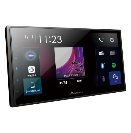 Pioneer 2DIN BT, DAB, CarPlay, Android Auto