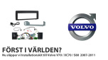 Volvo installationskit V70, XC70 & S80 2007-11 aktivt