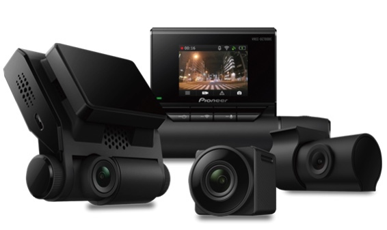 Bilkamera (Dashcams)