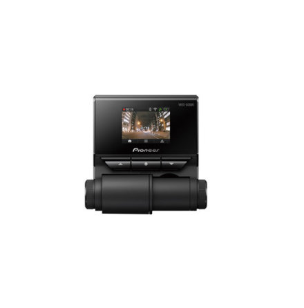 1-kanals (fram) bilkamera, full HD, 27,5 fps. Vidvinkel 160°