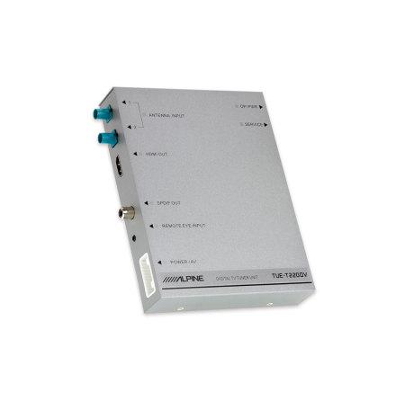 DVB-T2 receiver