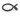 QED XT5 POWER CABLE EU 2M