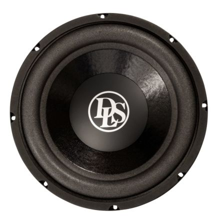 MCW10  10 inch subwoofer, Performance, pc