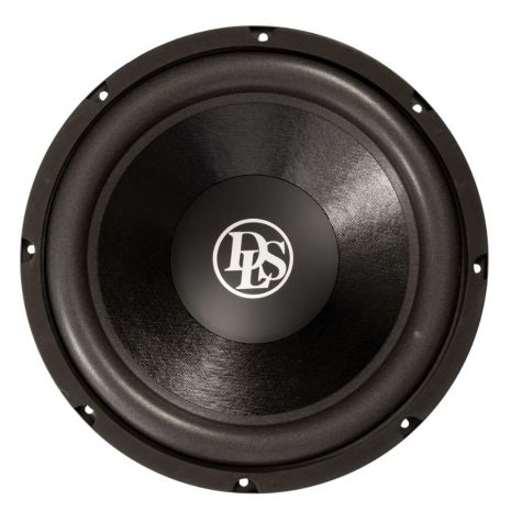 MCW12  12 inch subwoofer, Performance, pc