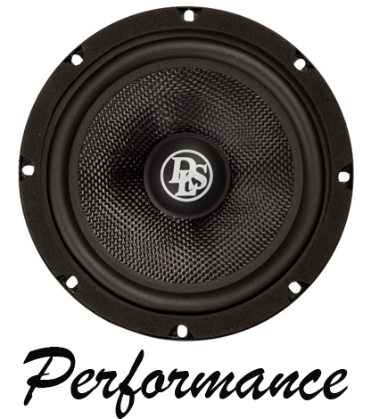 DLS Performance 2-vägs kit