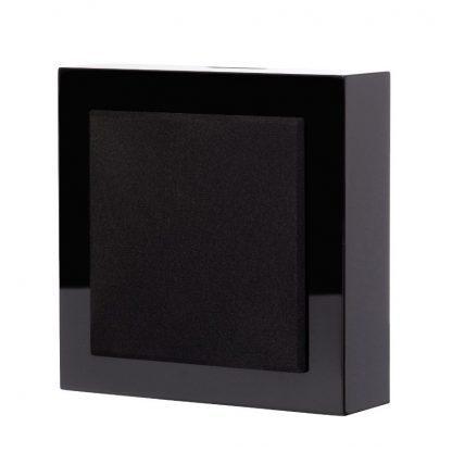 Flatbox MINI -V3 wall speaker black piano, pair