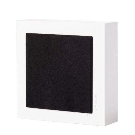 Flatbox MINI-V3 wall speaker white, pair