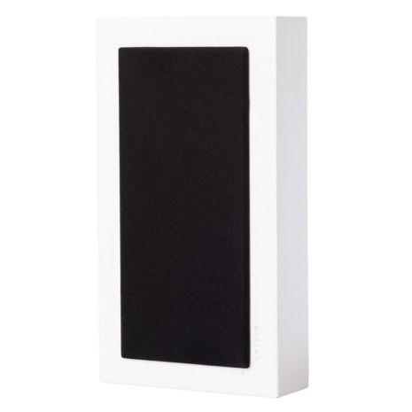 Flatbox MIDI V2, wall speaker white, pair