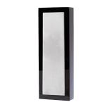 Flatbox Slim Large-V2, wall speaker, Black Piano, pair
