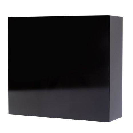 FLATSUB MIDI, Black piano, pc - SUBWOOFER