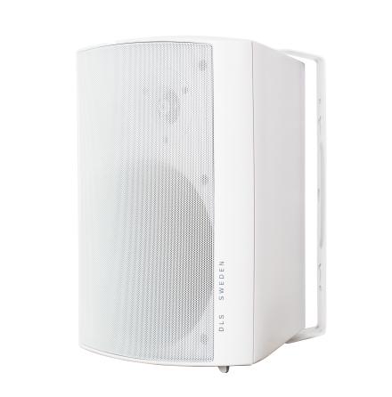 MB6i, 2-way speaker box on bracket(CN),white,pair