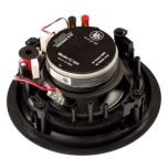 IC624, in-ceiling coaxial, 6,5 inch, magnet frame, pair