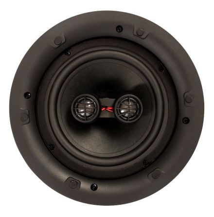 IC646 single stereo in-ceiling speaker, 6.5 inch, pc
