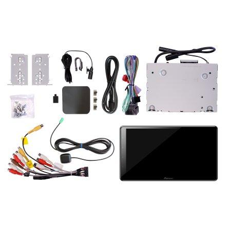 Modulär multimediaspelare,9-tums kapacitiv pekskärm
