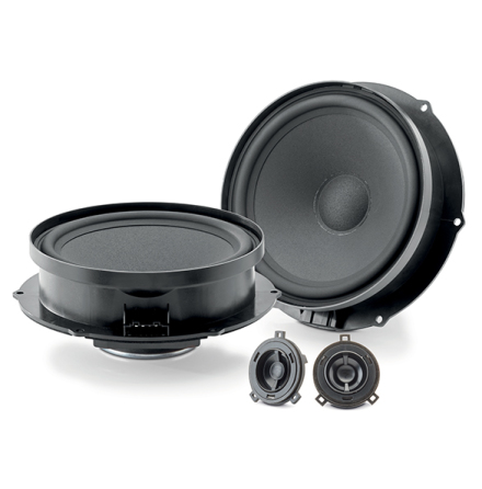 Focal VW 2-vägs Kit för Golf, Bora, Jetta