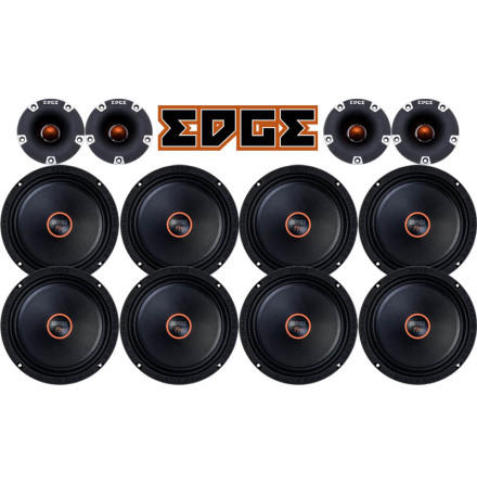 8 x 8? EDGE pro X paket